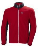 BLUZA HELLY HANSEN COASTALFLEECE JKT 53016 RED