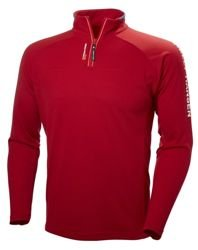 BLUZA HELLY HANSEN HP 1/2 ZIP PULLOVER 54213 RED