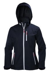 Kurtka HELLY HANSEN W CREW HOODED MIDLAYER 33891