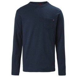 BLUZA MUSTO FIRTH LONG SLEEVE LMTS069 NAVY