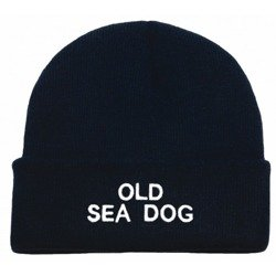CZAPKA Old Sea Dog 6318