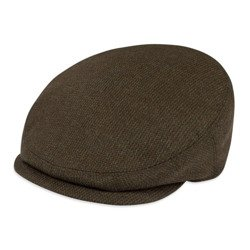 KASZKIET MUSTO TECHNICAL TWEED CAP AC0053 THORNBURY